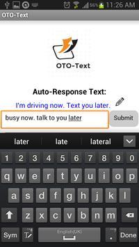 OTO-Text apk screenshot