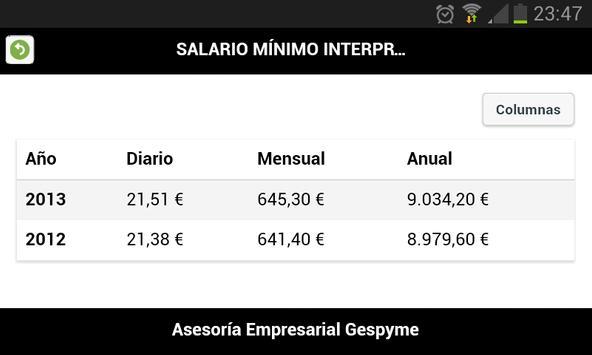 Asesoría Empresarial Gespyme apk screenshot