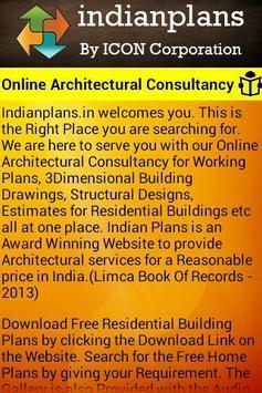 indian plans apk screenshot