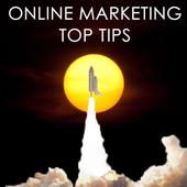 TOP TEN Online Marketing Tips icon