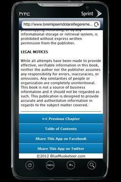 TOP TEN Online Marketing Tips apk screenshot