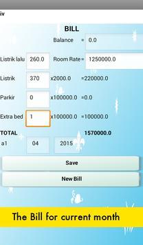 Room Rental Manager apk screenshot