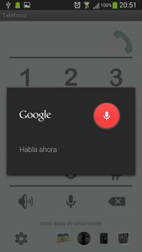 Telefono apk screenshot