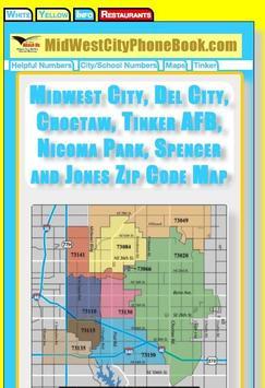Midwest City Oklahoma Book apk screenshot