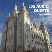 LDS Audio Quotes Lite icon