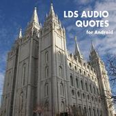 LDS Audio Quotes icon