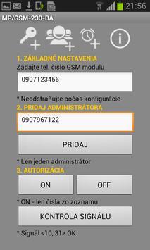 Umakov MP/GSM-230-BA poster