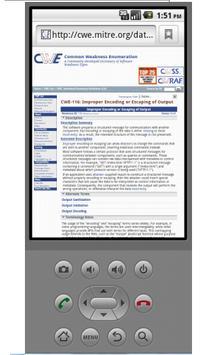 Attack Risk Work Bench apk screenshot