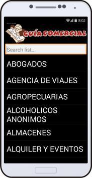 Guía Comercial TW apk screenshot