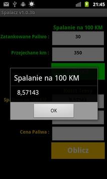 Spalacz apk screenshot