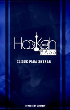 Hookah And Bass poster