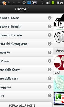 Palio Lecce apk screenshot