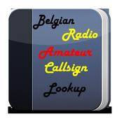 Belgian Callsign Lookup icon