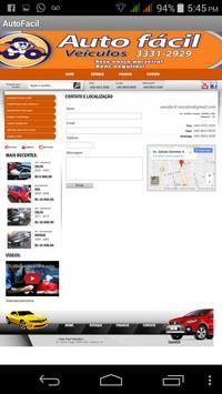 Auto Fácil apk screenshot