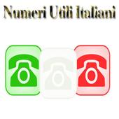 Numeri Utili Italiani icon