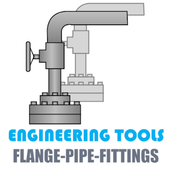 Flange & Pipe Dimensions icon