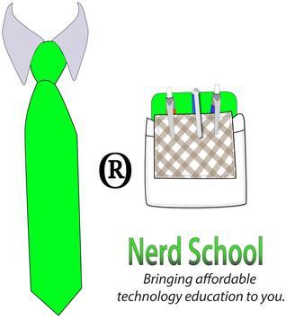 Nerd School poster