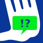 Air SMS Speaker icon