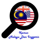 Kamus Bahasa Melayu Inggeris icon
