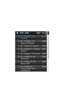 Abandoned audiobook apk screenshot