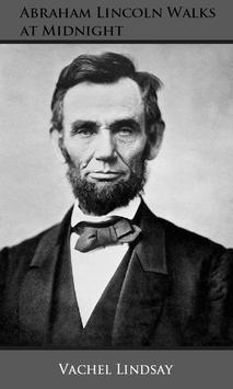 Abraham Lincoln Walks at poster