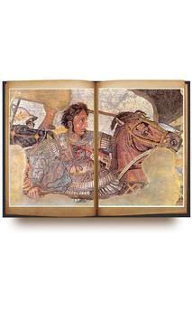 Alexander the Great audiobook poster