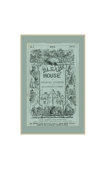 Bleak House audiobook poster