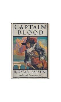 Captain Blood audiobook poster