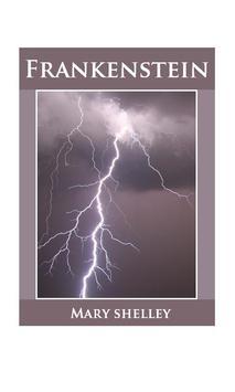 Frankenstein audiobook poster