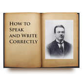 How to Speak and Write audio icon