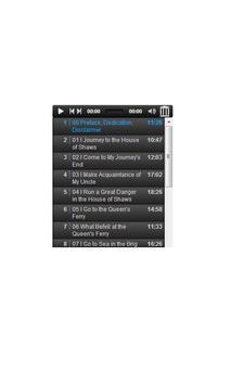 Kidnapped audiobook apk screenshot