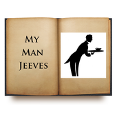 My Man Jeeves audiobook icon
