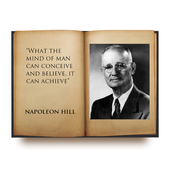 Napoleon Hill audiobook icon