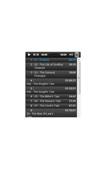The Canterbury Tales audiobook apk screenshot