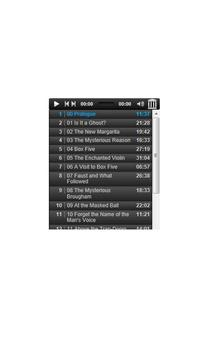 Phantom of the Opera audiobook apk screenshot