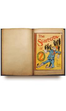 The Scarecrow of Oz audiobook poster