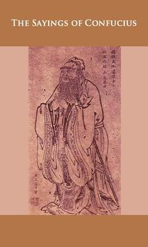 The Sayings of Confucius poster