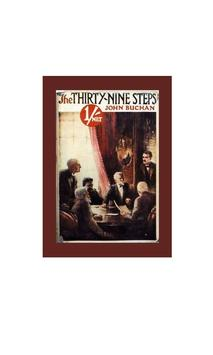 The Thirty-Nine Steps audio poster