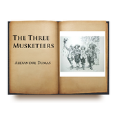 The Three Musketeers audiobook icon