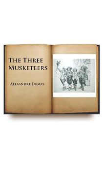 The Three Musketeers audiobook poster