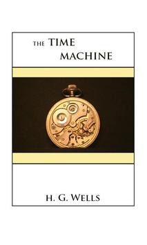 The Time Machine by HG Wells poster
