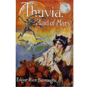 Thuvia Maid of Mars audiobook icon