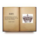 1601 by Mark Twain audiobook icon
