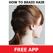 How To Braid Hair - Hairstyles icon