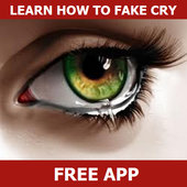How to Fake Cry icon