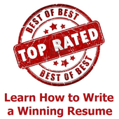 How to Write a Resume and get icon