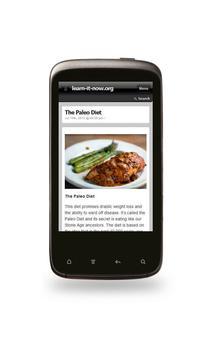 The Paleo Diet App & Recipes poster