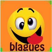 blagues et caricature francais icon