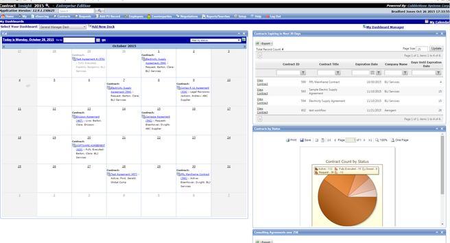 Contract Management Software apk screenshot