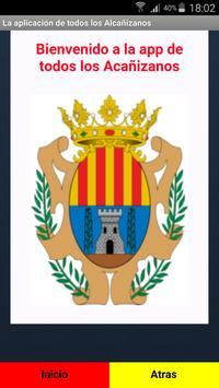 Info Alcañiz poster